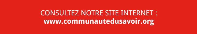 www.communautedusavoir.org