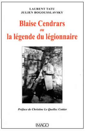 Ouvrage Blaise Cendrars